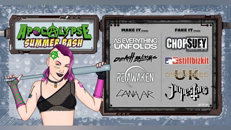 Apocalypse Summer Bash! - Southampton