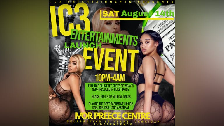 IC3 Launch Event
