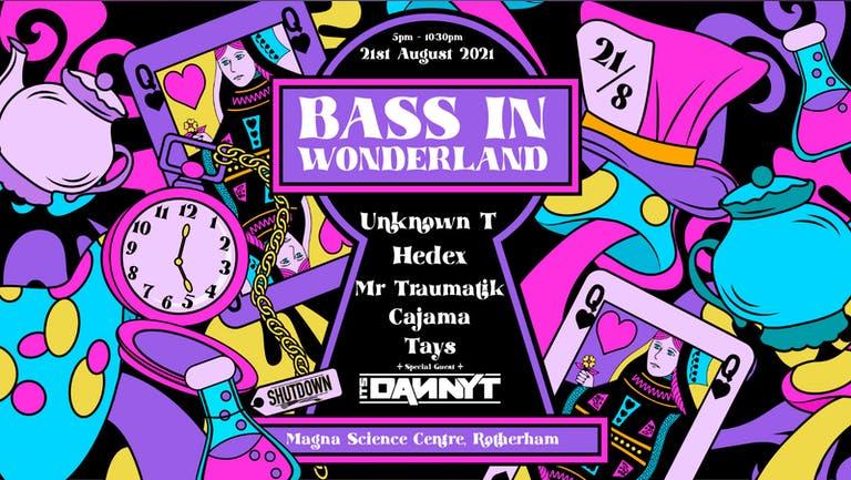 Shutdown Sheffield - Bass In Wonderland