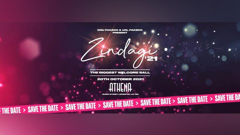 [LAST 100 TICKETS] Zindagi 2021 at Athena Leicester