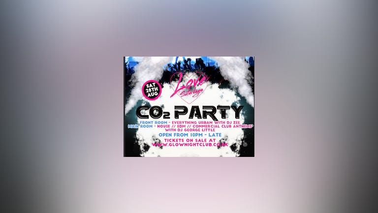 Love Saturdays C02 Party 28/08/2021