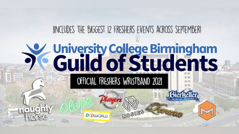 OFFICIAL University College Birmingham Freshers 2021 (UCB)! [Naughty Horse]