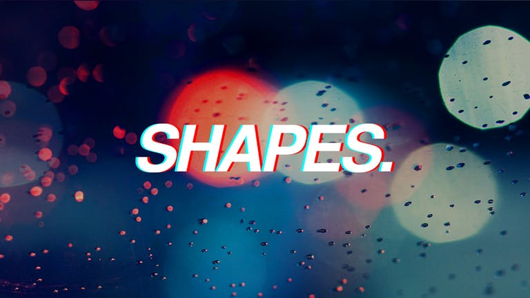 Shapes. 0232 Secret Headliner