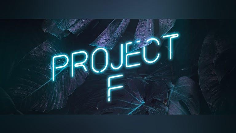 Project F Glasgow Freshers 2021