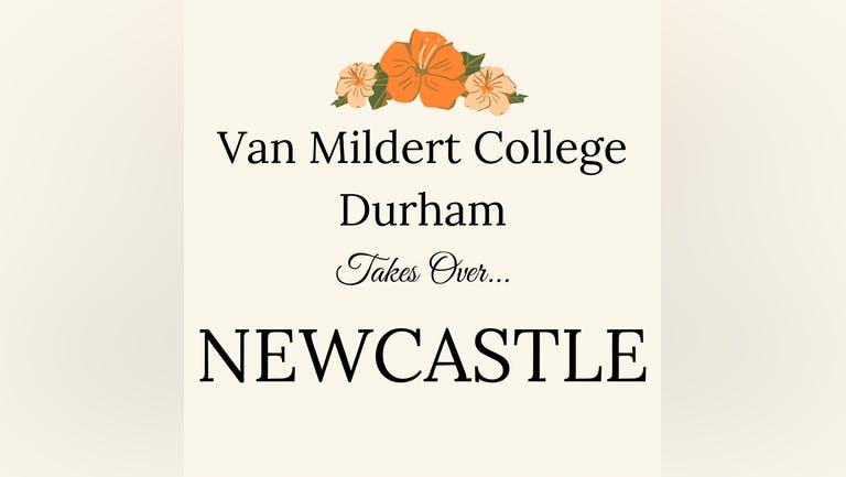 Van Mildert Durham Takes Over Newcastle