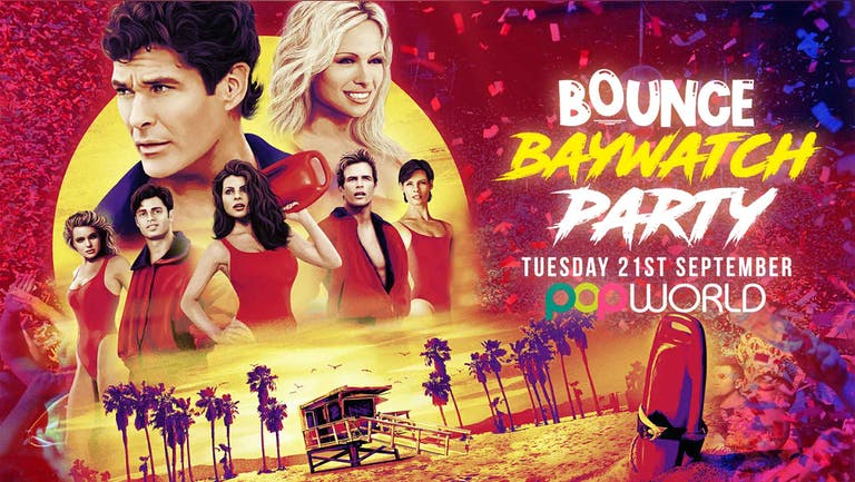 Bounce Baywatch Party   21.09