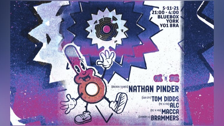 Pic 'N' Mix 004 with Nathan Pinder