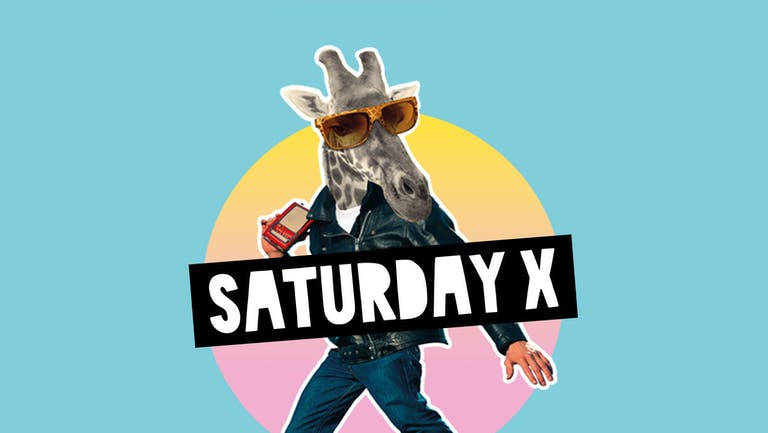 Revolution's Saturday X - 18th September