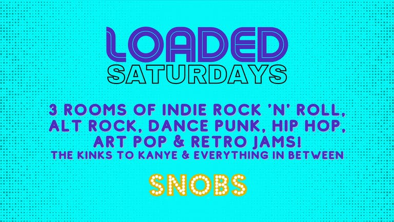 Loaded Saturday 16th October