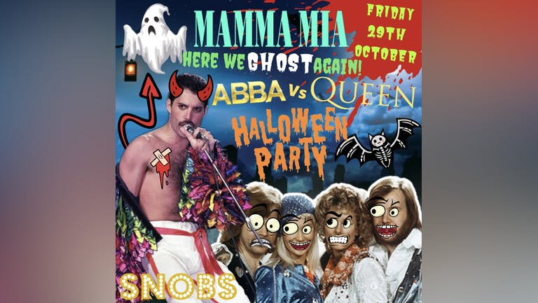 Rehab vs Mamma Mia… Here We Ghost Again - Friday 29th October