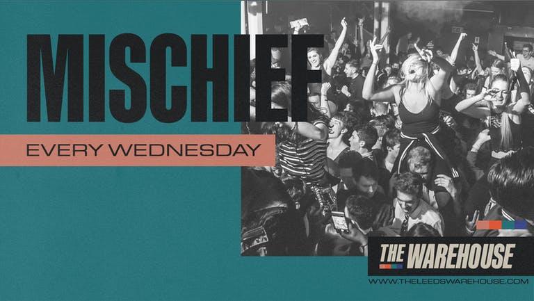 Mischief Freshers Sunday - Club