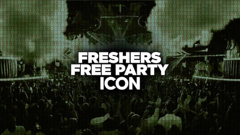 Freshers Free Party | ICON Exhibition