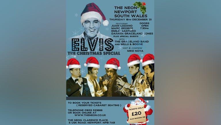 Elvis Christmas Special
