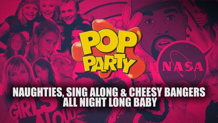 POP PARTY BATH - FRESHERS SPECIAL