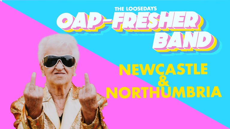 FRANKY WAH   THE LOFTS   24TH SEPT   OAP FRESHER BAND NORTHUMBRIA & NEWCASTLE