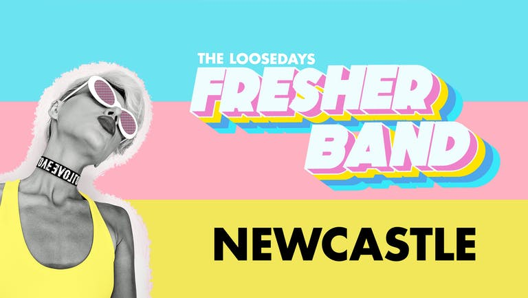ABBA NIGHT | GREENHOUSE | 24TH SEPT | FRESHER BAND NORTHUMBRIA & NEWCASTLE