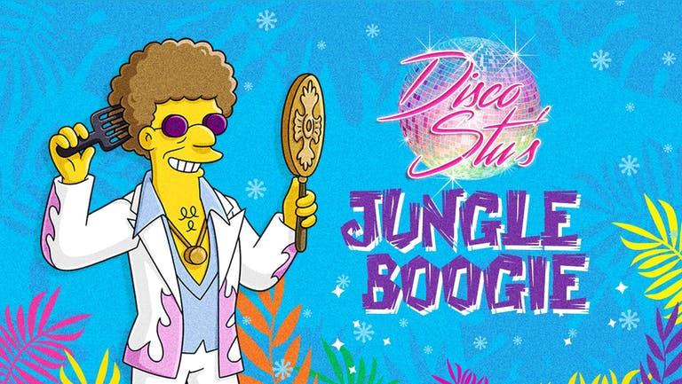 Disco Stu's Jungle Boogie (Bristol)