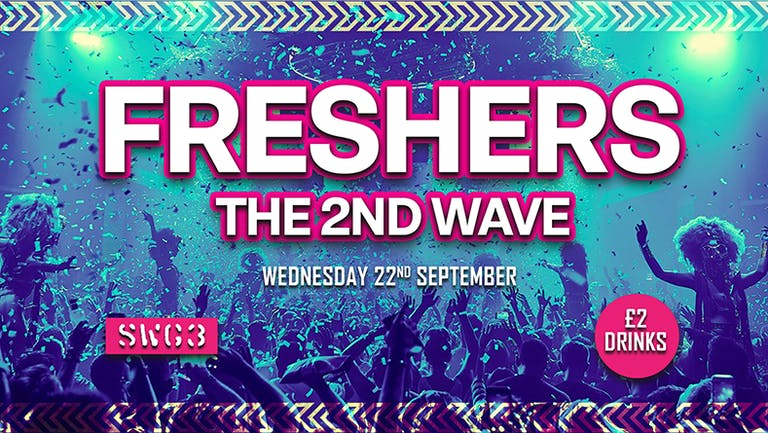 Freshers 2021 | The 2nd Wave