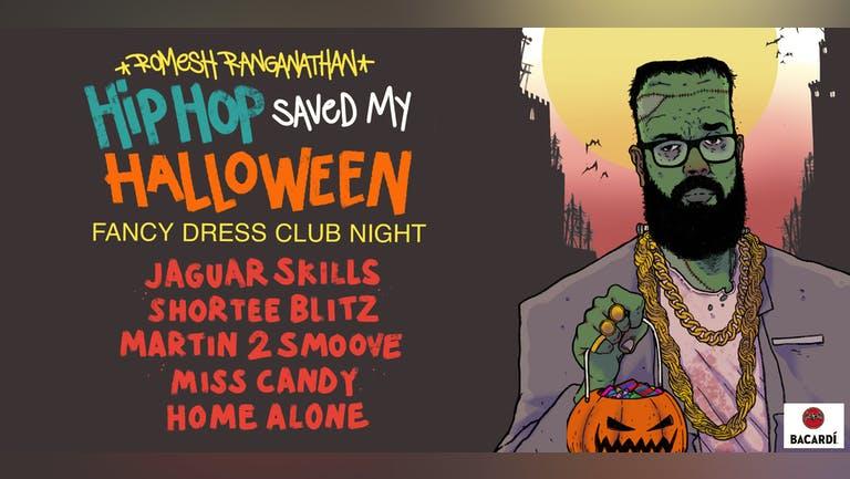 Romesh Ranganathan x HollerBack : HipHop Saved My Halloween - Lafayette London