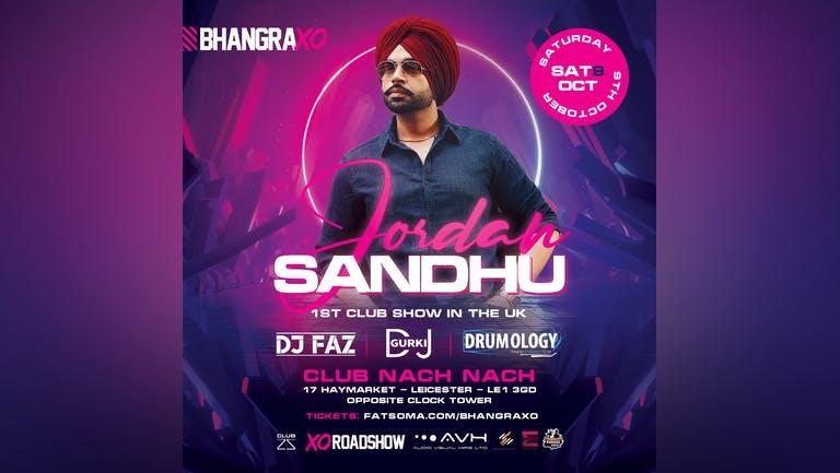 BhangraXO - JORDAN SANDHU LIVE (1ST EVER CLUB SHOW)
