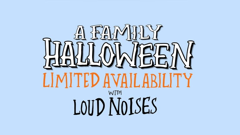 Chow Down Halloween: Sunday 31st October - Loud Noises Brass Band