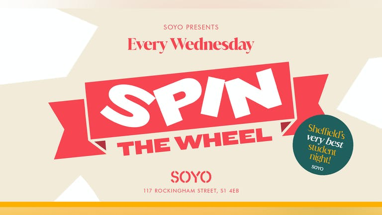Spin The Wheel - FREE ENTRY