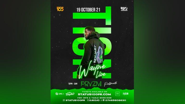 Tion Wayne Live.........Final 100 Tickets