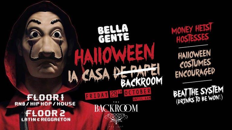 Money Heist - La Casa De Papel   Halloween Special x Bella Gente