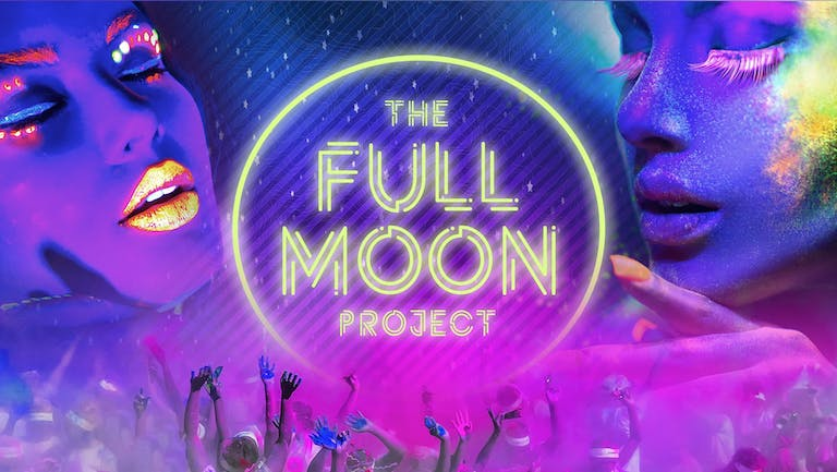 THE FULL MOON GLOW PARTY//NETWORK SHEFFIELD// 23.10.21