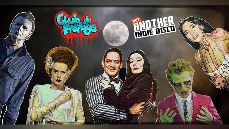 Club de Fromage Halloween: Murder On The Dancefloor