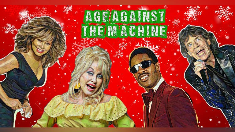 Age Against The Machine - Christmas Party