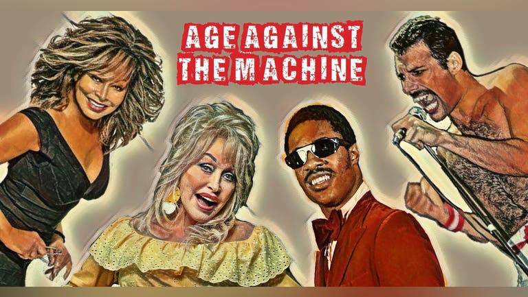 Age Against The Machine - November 2021