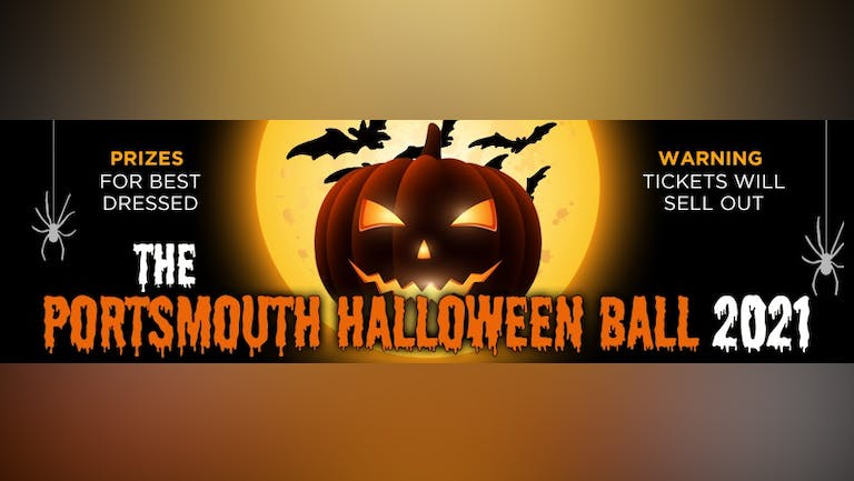 The Portsmouth Halloween Ball 2021