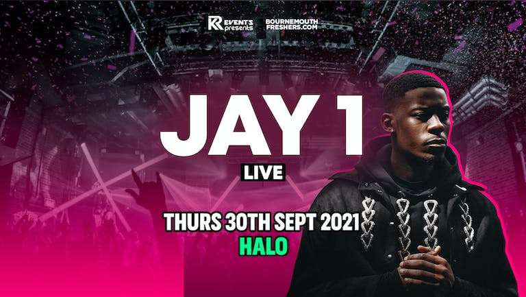 JAY1 LIVE [FINAL 100 TICKETS] | Bournemouth Freshers 2021  [Week 2 Freshers Event]