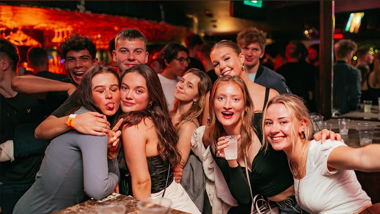 DROP OUT PARTY | EVERY THURSDAY