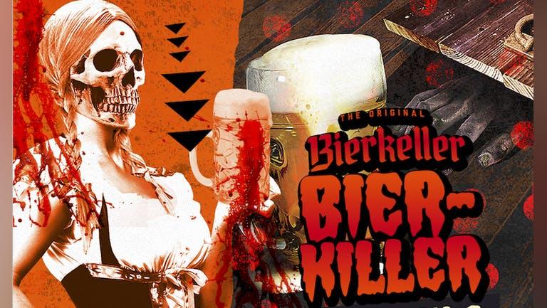 Bierkiller Halloween: Saturday