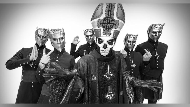 A Night of Ghost Worship @ The Gryphon, Bristol