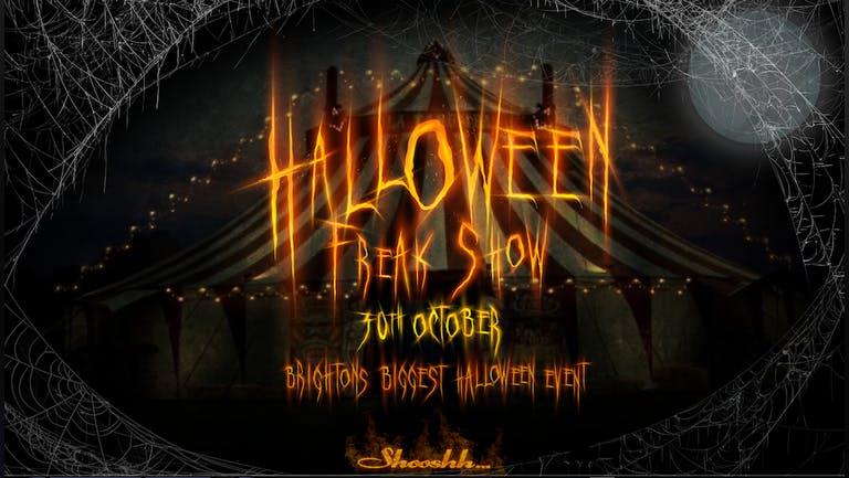 Freak Show / GLAM Halloween Special / 30.10.21 / Shooshh