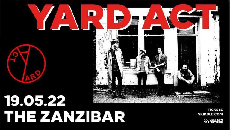 YARD ACT | The Zanzibar - Liverpool