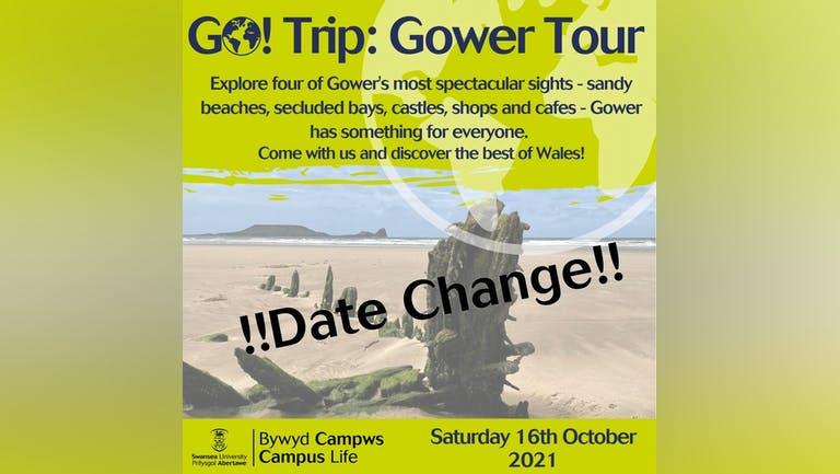 GO! Trip - Gower Tour