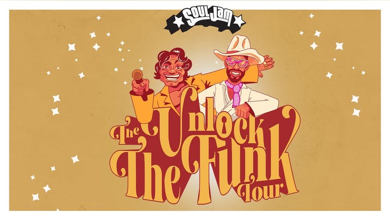 SoulJam   Unlock the Funk Tour   Cardiff   Clwb Ifor Bach