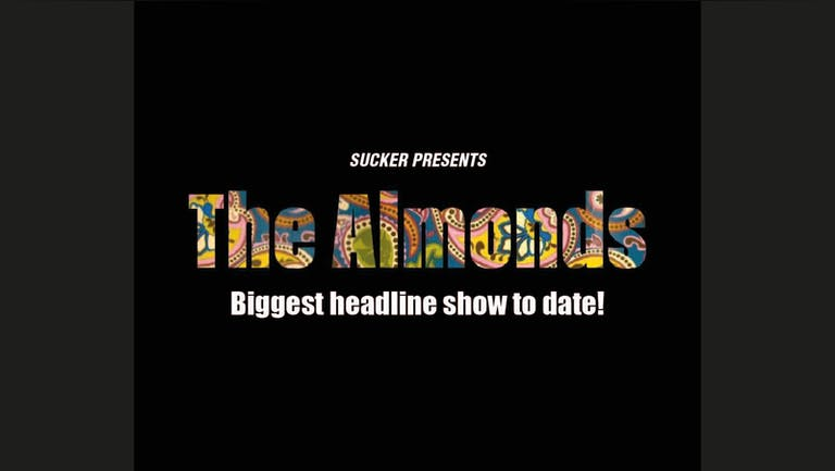 The Almonds at Garage (Attic Bar), Glasgow