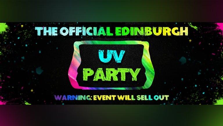 Atik Nightclub Venue Confirmation for Edinburgh Freshers UV Party 2021