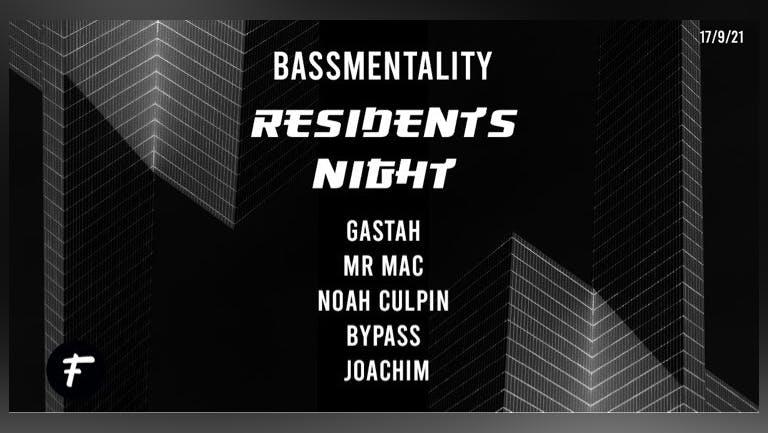 Bassmentality w/ SECRET GUEST & Gastah, Bypass, Noah, Mr Mac, Noah, Joachim