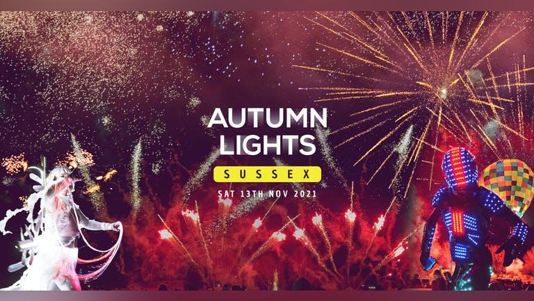 Autumn Lights - Sussex 2021