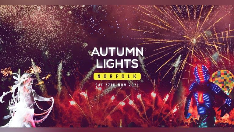 Autumn Lights - Norfolk 2021