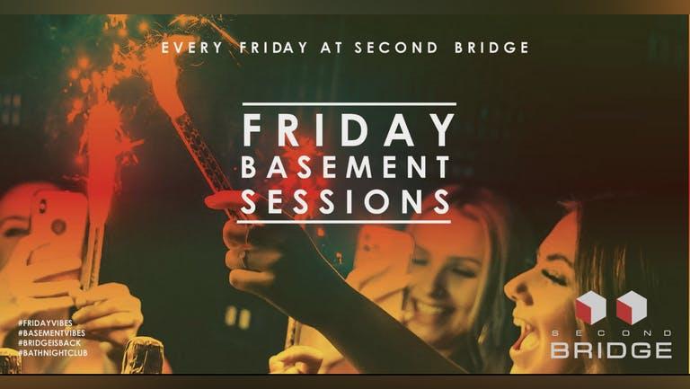 Second Bridge: Friday Basement Sessions