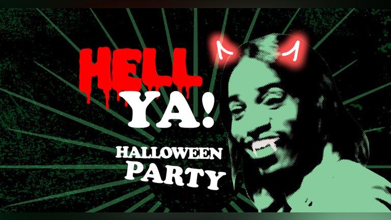 HELL YA! - Halloween Party Rockin' 00 Anthems!