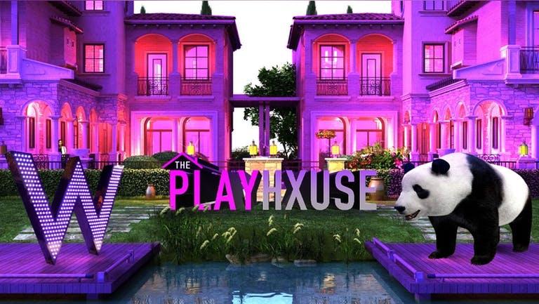 Playhxuse x The W London
