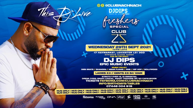 DJ DIPS LIVE!!
